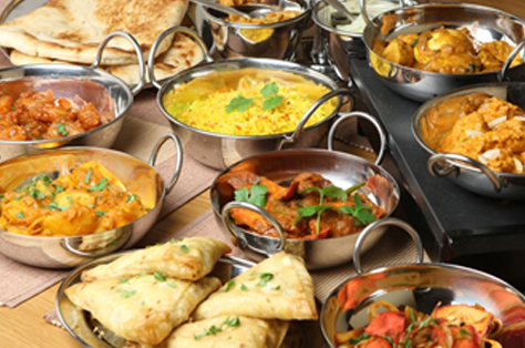 Indian Food: You Can't Miss it
