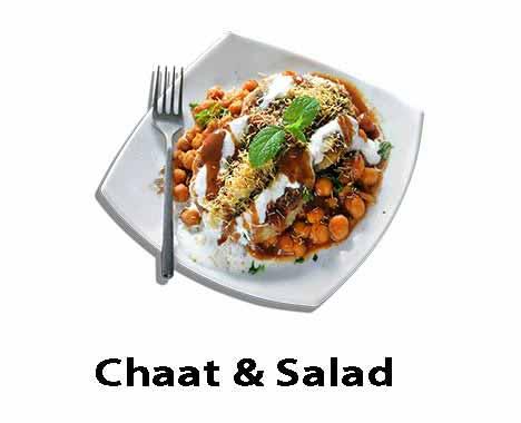 Chaat & Salads